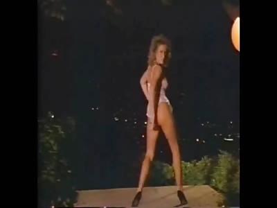 Candy Evans dance on Dans Party