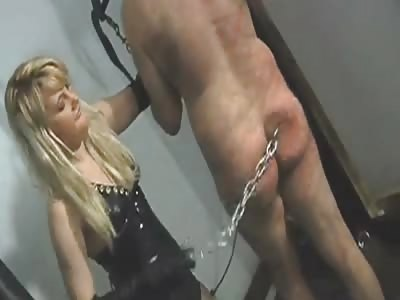 Aditya1590 Chain Whipped by CIA Agent Girl
