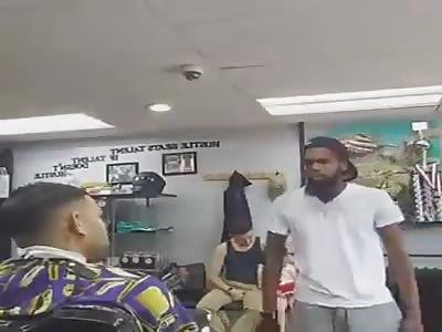 Talk shit, get hit