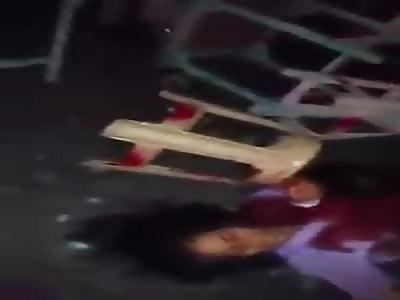 14 Dead After Bomb explosion at Roxas Night Market, Davao City