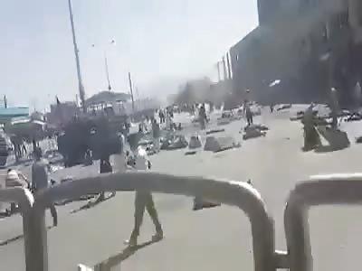 Afghanistan Kabul terrorism suizide bomber kill 80 people