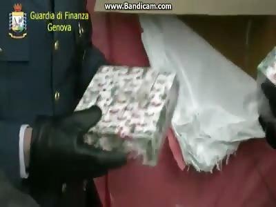 Italian Police Seize $81 Million Worth of Drug Favoured by Jihadists