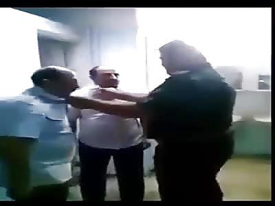 Iraqi police abusing Muslim brothers