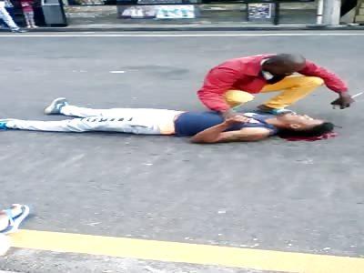 Unarmed Man Killed by Police