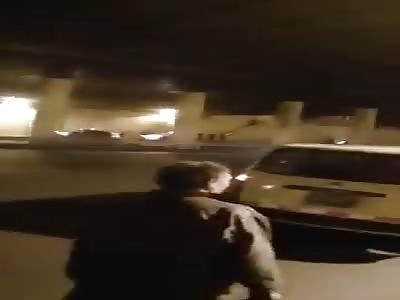 Pedestrian Killed When he was Brutally Struck by a Speeding Car