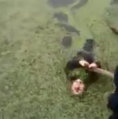 SAD VIDEO OF DROWNING CHILDREN