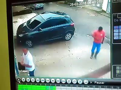 BUSINESSMAN IS MURDERED