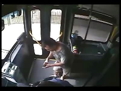 MAN FATALLY SHOT BY POLICE ON OKLAHOMA BUS