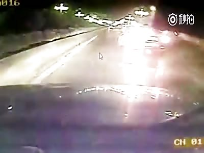 DRUNK DRIVER CAUSED CRASH