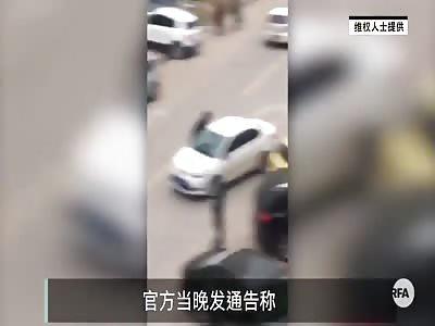 ROAD RAGE LEAVES ONE DEAD