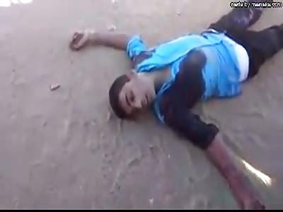 PEOPLE WERE KILLED IN AN AMBUSH