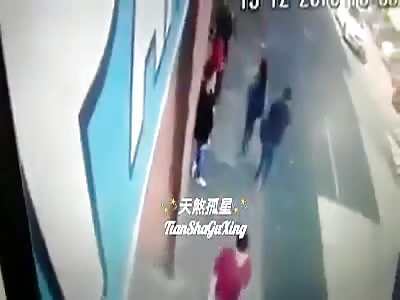 MAN MURDERED