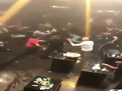 VIOLENT PEOPLE