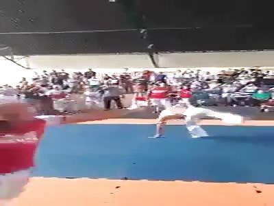 Academy Capoeira vs Academy Capoeira