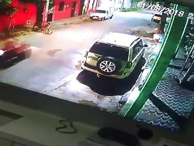 Brazilian thief LIKE A BOSS