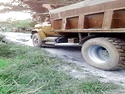 (Repost) Bad day driver