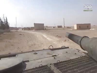 HTS captures the village of Murayjib