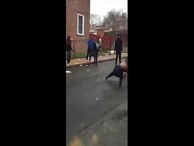 Wilmington Delaware Fight