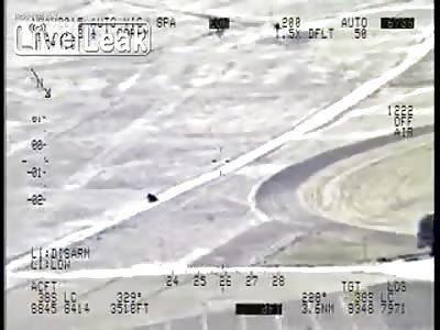 Iraqi Mi-35 Destroy ISIS Tragets In Ramadi and Samarra (part3)