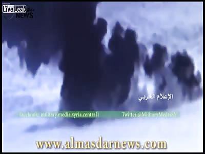Syrian Army ambushes rebel reconnaissance team in rural Daraa