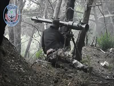 Rebel Scores Headshot On Machine Gunner With Recoilless Gun!?!?