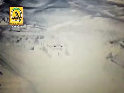 Iraqi Aviation Unit Goes On ISIS Killing Frenzy After Intel Dump