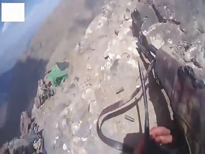 Close Combat: PKK Fighters Exchange Grenades With Turks