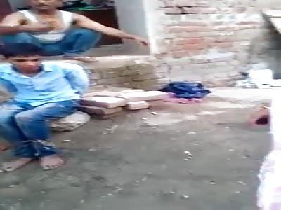 Lover beaten by her lover ward