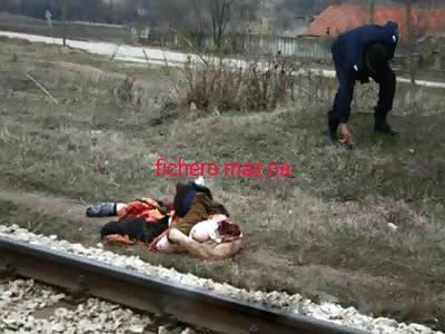 Man beheaded by train
