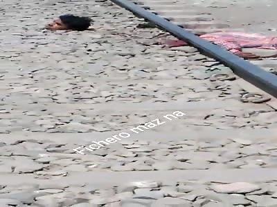 man loses his head