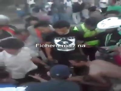 THIEF IS HURT