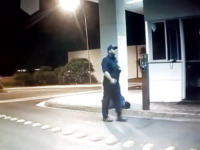 TecnoGuarda Employee Murders Fellow Guard's Brother in Cuiabá, Brazil