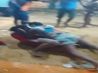 Intense Brazilian Females