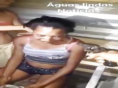 punished in favela