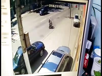 Careless Guy Sent to Coma