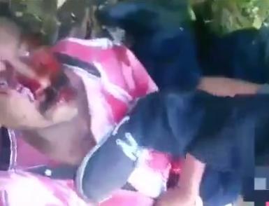 los zetas kill other cartel member