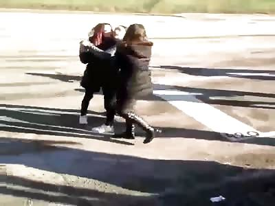White Chicks Fight