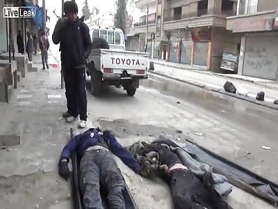 Syria - Terrorists vs. Terrorists