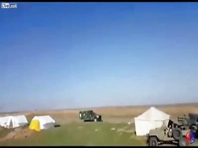 Failed ISIS car bomb attack