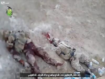 Syria - Hezbollah Nujaba Controlled Al-Eis Hill Of Al-Nusra