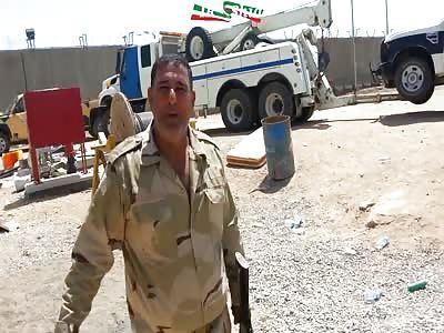 IRAQ - ISIS Terrorists Killed by Iraqi Army - Fallujah