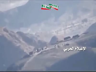 Houthis Targeting Saudi Forces
