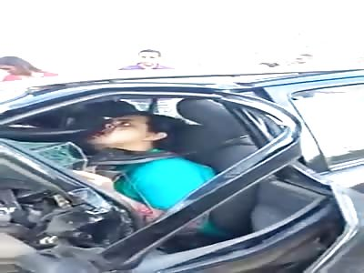 Man died in his car