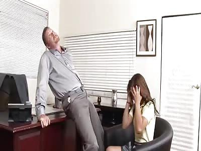 Dirty Mouth… This Teen Slut Has Tourette's Syndrome…