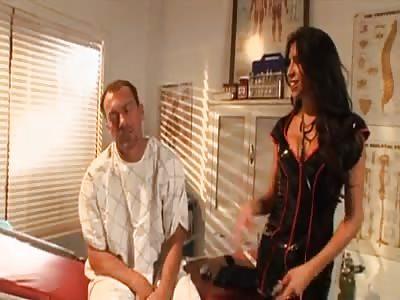 Kung-Fu Nurses A Go-Go… Some Funny And Strange Shit…