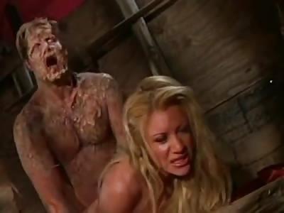 Happy Freaking Halloween... Damn... His Dick Fell Off...