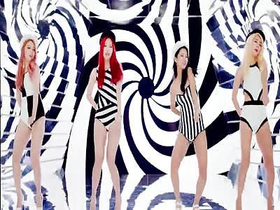 New K-POP Girl Band… Slant Eyed Sluts Like Big Cocks…