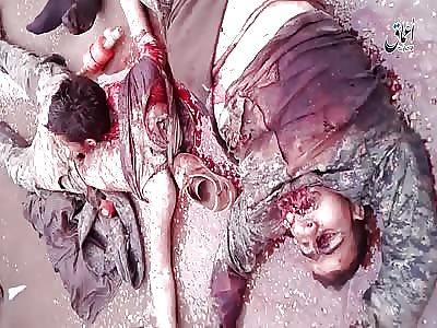 Damn: Poor Kurds Massacred By ISIS