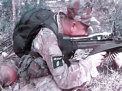 ISIS Battles Philippine Forces & Shows Dead Bodies
