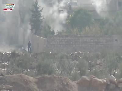 Aleppo: Heavy Battle as Sadistic Regime Force Gain Ground